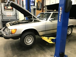 Mercedes Repair Mercedes Benz  Fuel System Repair