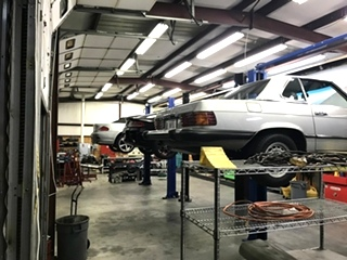 Mercedes Benz  Fuel System Repair