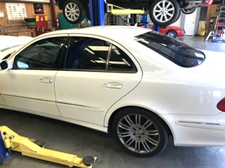 Mercedes Benz Repair  Mercedes Benz Service Inspection