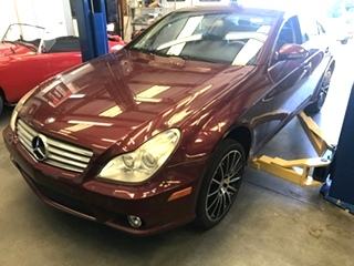 Mercedes Benz Repair