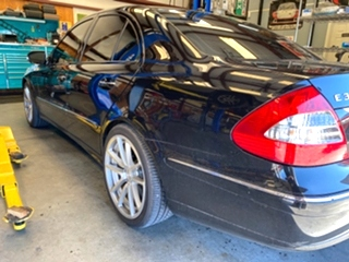 Mercedes Repair Mercedes Benz E Class Lowering Springs