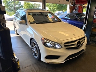 Mercedes Repair Mercedes E Class Repair