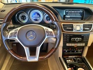 Mercedes E Class Repair