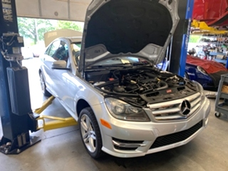 Mercedes Benz C250 Service  Mercedes Benz C250 Service. Mercedes Benz C Class pre-purchase inspection.
