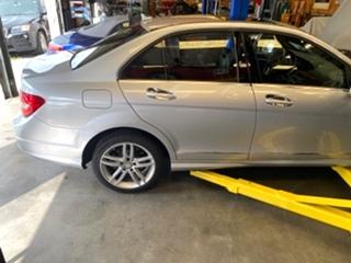 Mercedes Repair Mercedes Benz C250 Service