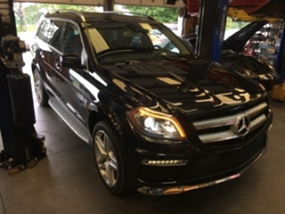 Mercedes Repair Mercedes Benz GL550 Repair
