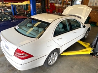 Mercedes Benz C240 Repair  Mercedes Benz C240 Repair. Mercedes Benz C240 maintenance and repair.
